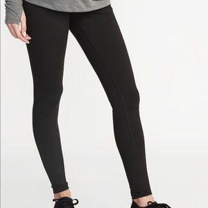 Old Navy Maternity High Waisted Active Leggings